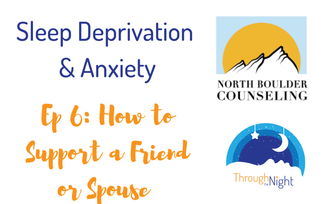 Vlog Series: How to Support a Friend or Spouse (Ep. 6)